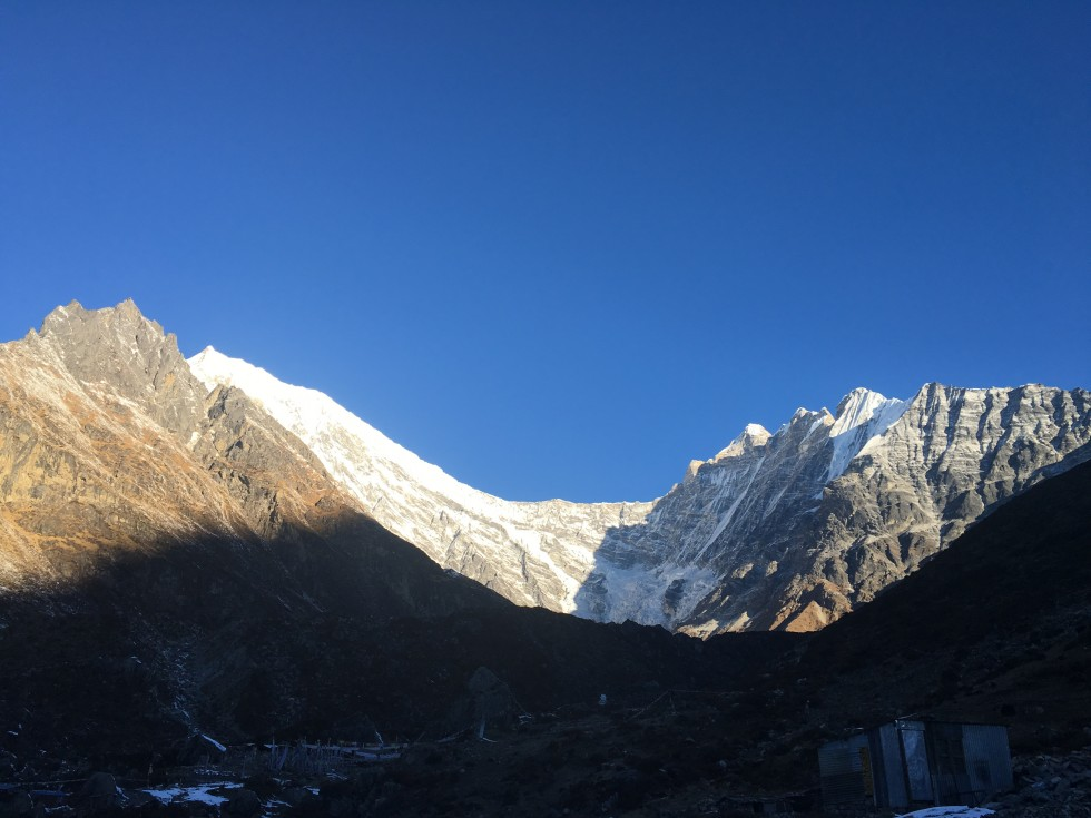 Trekking In the Langtang Valley after the 2015 Earthquake
