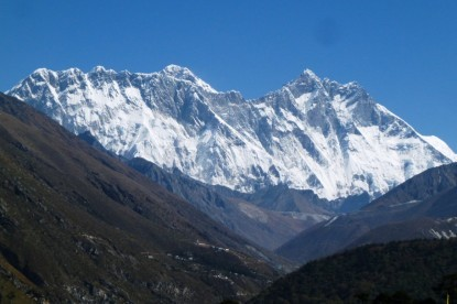 Everest Base Camp 3 High Pass Trek