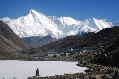 Gokyo Valley Trek - The Most Spectacular Trek In Everest Region.