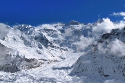 Kanchenjunga Base Camp Trek(The Five Treasures of Snow)