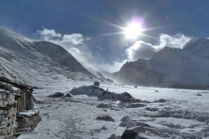 Pangpema (Kanchenjunga North BC)