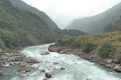 Wild Tamor River