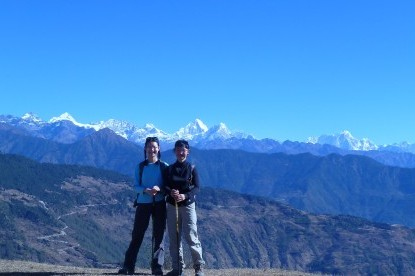 Langtang and Ganja La Pass Trek