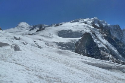 The view of Mera Peak