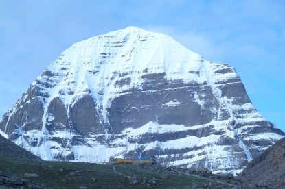 Mt. Kailash view from North Side, Diraphuk