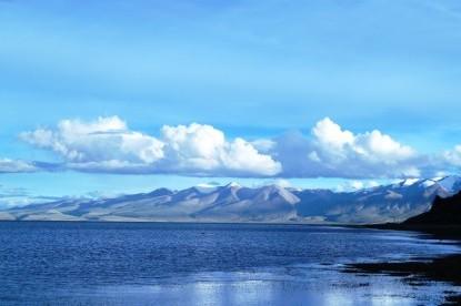 Lake Manasarovar(4560m)