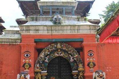 Taleju temple of Kathmandu durbar square