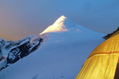 Pachermo Peak Climbing (6187M)