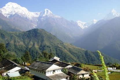 Poonhill Trekking - Short Adventure Trek In Annapurna