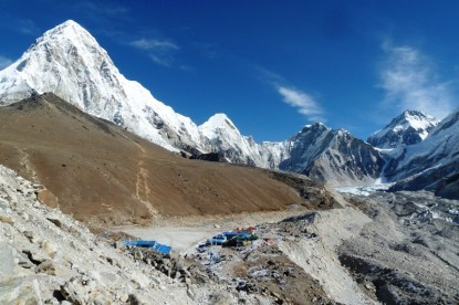 Renjo Pass and Chola Pass trek with EBC