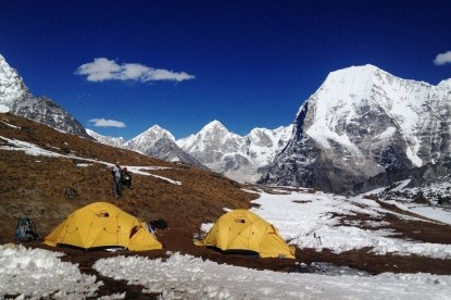 Rolwaling Valley and Tashi Lapcha Pass Trek
