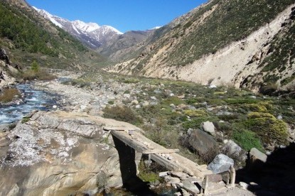 Simikot - Limi Valley Trek