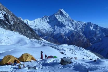 Tharpu Chuli (Tent Peak) Climbing