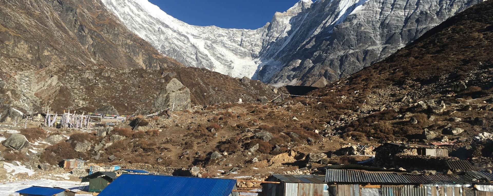 Langtang valley and Yala peak climbing trip