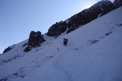 Yala Peak Climbing in Langtang